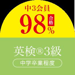 英検®3級